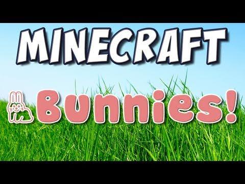 Minecraft - Bunnies!