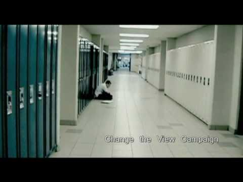 Being a friend- Anti-Bullying PSA (change the view 2011)
