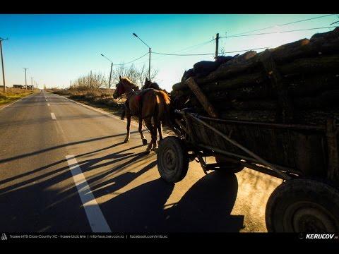 VIDEOCLIP Traseu SSP Bucuresti - Dascalu - Moara Vlasiei - Lipia - Snagov - Dimieni - Bucuresti [VIDEO]