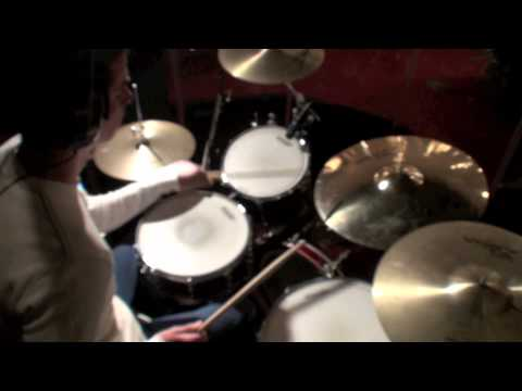 desert song hillsong drum cover