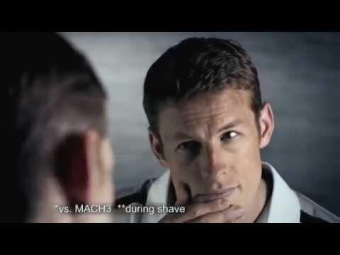 Gillette Fusion ProGlide Commercial
