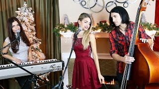 Santa Baby / Jingle Bell Rock Christmas Medley (HelenaMaria Cover)