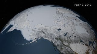 NASA | Sea Ice Max 2013: An Interesting Year for Arctic Sea Ice