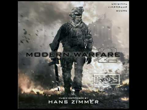 Call of Duty Modern Warfare 2 OST-13 Chasing Rojas