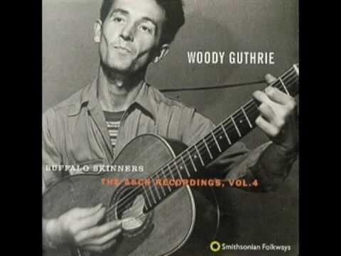 Pretty Boy Floyd - Woody Guthrie