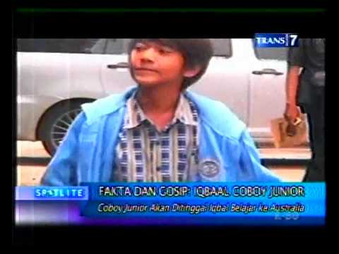 Spotlite - Fakta & Gosip Iqbaal Coboy Junior