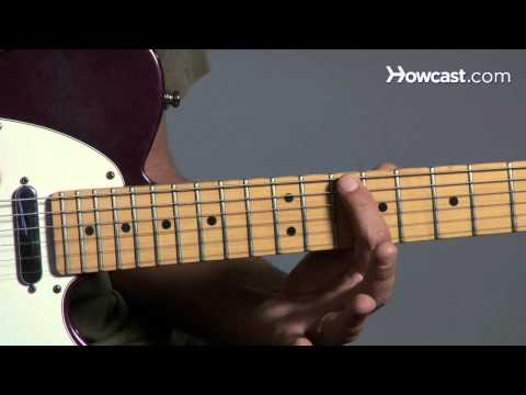 How to Play Guitar: Beginners / Pentatonic Scale: Pattern 2 Extended