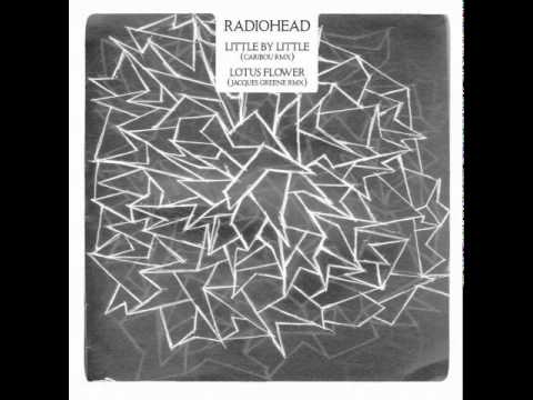 Radiohead - Lotus Flower (Jacques Greene RMX)