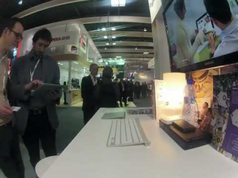MWC Uplike - French Pavillon - Time lapse