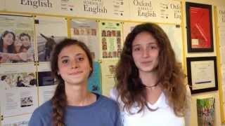 Latvinia and Helena