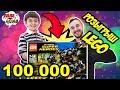 100 000 подписчиков на канале ПАПА ДОМА! Розыгрыш LEGO!