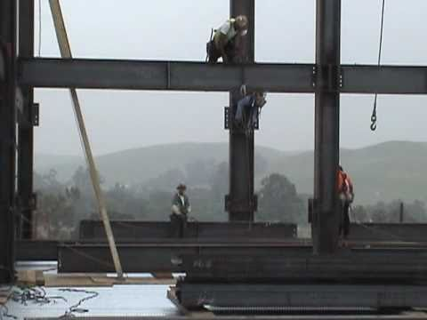 Ironworkers Local 433 - Schuff Steel job 5-13-06