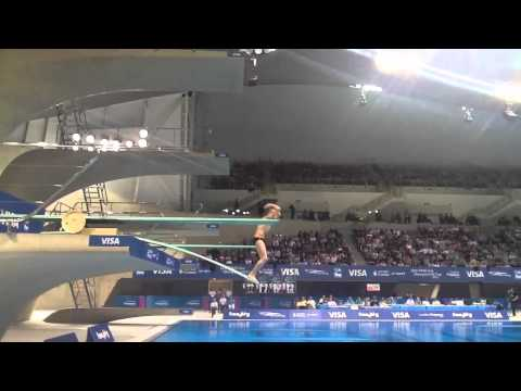 Ilya Zakharov 109c Final Fina World Diving Cup 2012