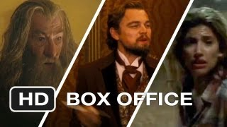 Weekend Box Office - January 4-6 2012 - Studio Earnings Report HD