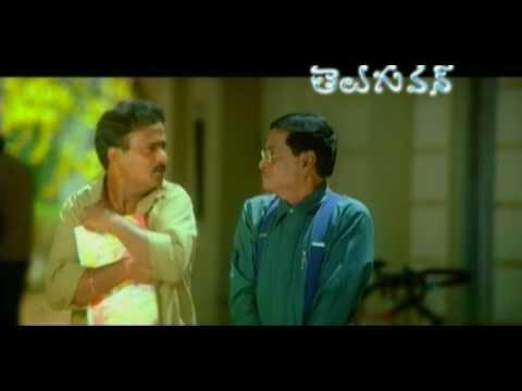 MS Narayana Bunny Comedy Scene