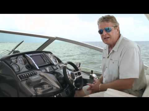 Monterey Boats 400SY Sport Yacht Boating Magazine Walk Through .mov ...