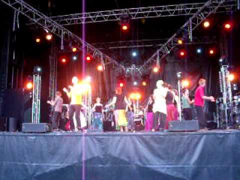 Représentation FOLK - festival METICELTES - 2011