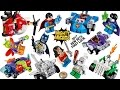 LEGO® 2017 Mighty Micros Series 2 Revealed DC Comics™ Super Heroes w/ Superman Batman & Wonder Woman