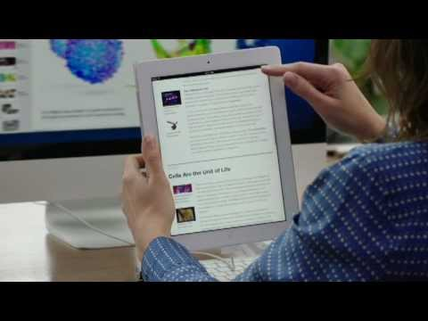 Apple iBooks Author official Tour