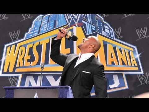 WWE News - Backstage Update on The Rock's Royal Rumble & WrestleMania Plans