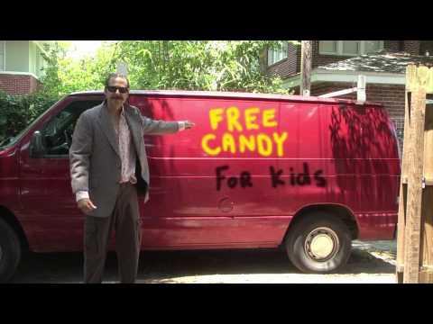 Free Candy Van