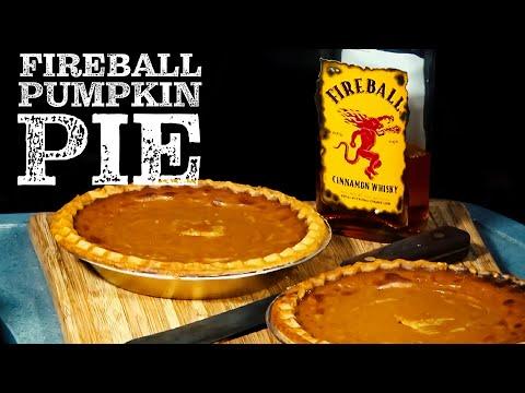 Fireball Whiskey Pumpkin Pie recipe by the BBQ Pit Boys - UCjrL1ugI6xGqQ7VEyV6aRAg