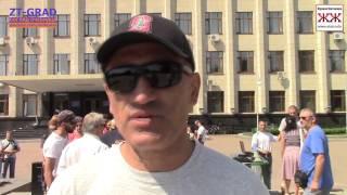 Бизнесмены Житомира против введения кассовых аппаратов