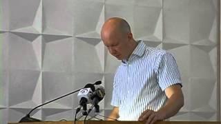 Прямая речь от и.о. прокурора г. Горловки