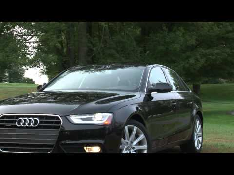 2013 Audi A4 - Drive Time Review with Steve Hammes