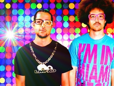 LMFAO - Party Rock Anthem Ft. Lauren Bennett (Music Video Parody) With Lyrics