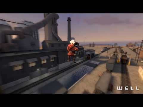 BOOST - A TF2 Rocket Jump Movie