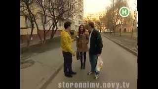 Новый канал и шоу «Посторонним В» побывали в Житомире