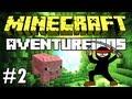 Minecraft: Feromonas e os Aventureiros - Multiplayer #2 -