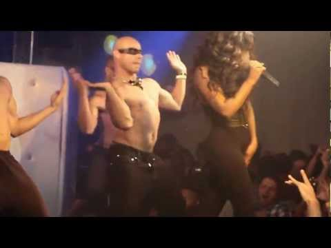 Christina Milian - Dip It Low (Live The Factory & Ultra Suede)