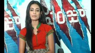 Sarah Jane Dias Interview About Panjaa Movie