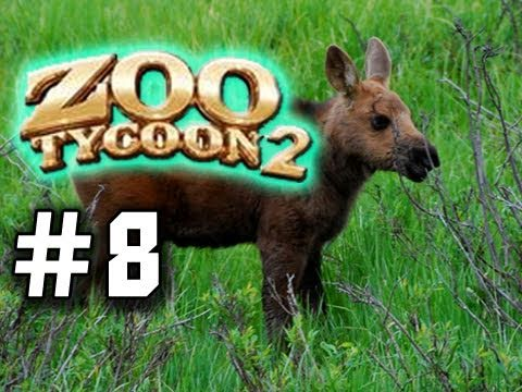 Zoo Tycoon - Two for One! - Zookeeper In Training Part 7 & Troubled Zoos Part 1 (ZT Episode 8)