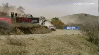 Vid�o Rally Mexico 2010 Day 1 WRC par WRC (5707 vues)