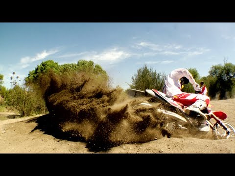 JCR/HONDA 2013 Photo Shoot Video