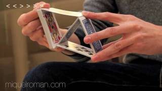 Card Flourishes - Bernard Reijers: Armonía [extra] - TRIME [part 2 of 2]: Tutorial