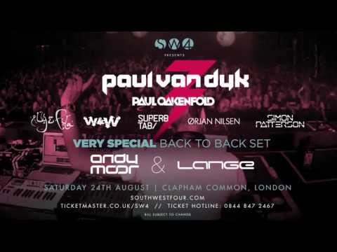 SW4 presents Paul van Dyk 'The Politics Of Dancing 3'