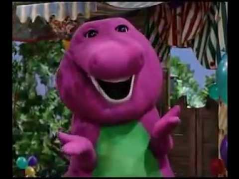 Barney - Cantando Y Bailando Con Barney