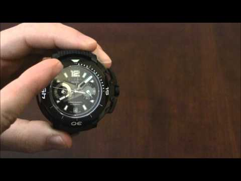 Clerc Hydroscaph Chronograph Watch Review