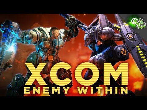 XCOM: Enemy Within Revealed: First Gameplay and Details from XCOM's Rocket-Punching Expansion
