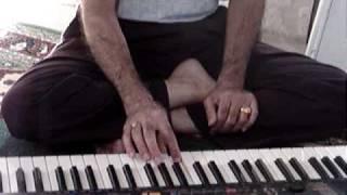 Harmonium Lesson 14C - Manasa Bhajare Guru Charanam - Saibaba Bhajan