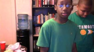 James and Jayden Rapping.wmv view on youtube.com tube online.