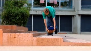 10 Absolutely Insane Skateboarding Tricks!