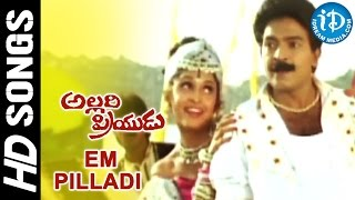 Em Pilladi Video Song - Allari Priyudu