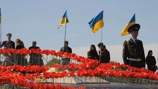 9 мая в Житомире - День победы