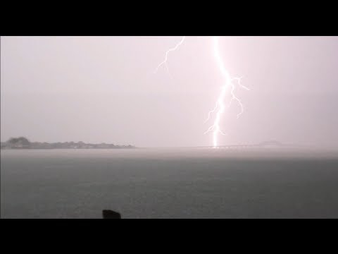 HD- 50+ Lightning Strike Compilation from July 18,2012