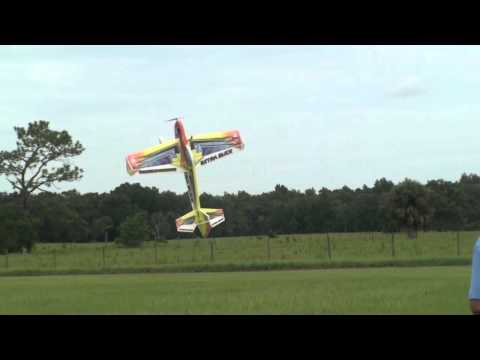 """Michael Wargo Flies the Extra Slick 44"""" EPP from Twistedhobbys.com - UC2r4QhopysfatIC69--OwpA"""